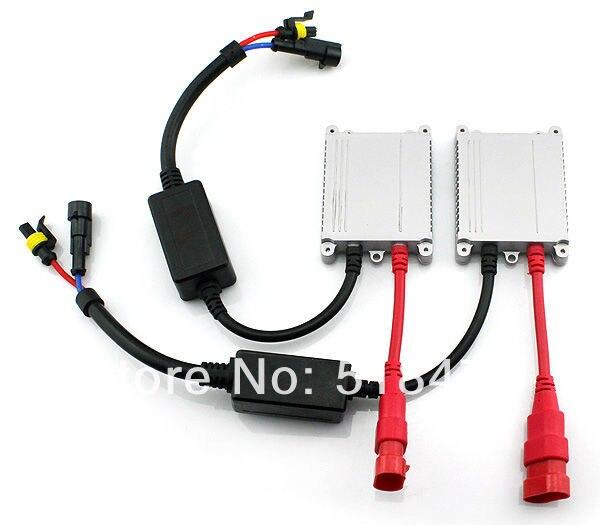 55W Slim Digital HID xenon Ballast 55W DC Digital Slim Blocks Electronic Ballast for HID Conversion H1 H3 H4 H7 H11 9005 9006<br><br>Aliexpress