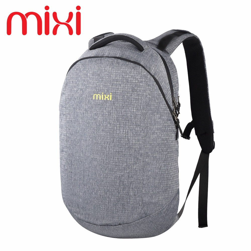 Mixi Unisex City Jogging Backpack Well-shaped Sports Knapsack Multi-color Grey Blue Green Laptop Rucksack Large Capacity Bags<br><br>Aliexpress