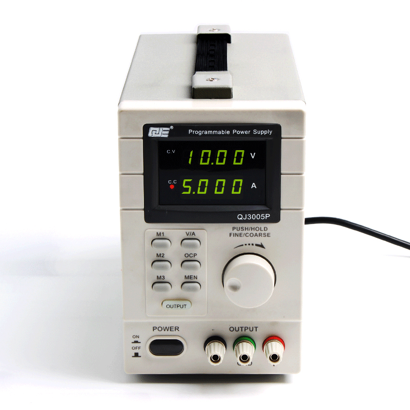 QJ3005P Programmable Linear Type Variable Regulated DC Power Supply 30V5A (1)