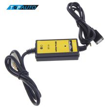 Auto Car USB Aux in Cable Adapter MP3 Player Radio Interface for Honda Accord/Civic/Odyssey/S2000 Car Radio DVD Player Connector