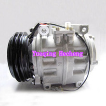 New Air Conditioning Compressor 447220-0394 For Toyota Coaster Bus PV2 10P30C