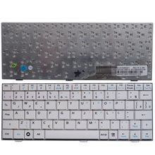 US FOR ASUS EPC 900 900HD 900A 2G 4G 8G 901 902 Eee PC 700 701 701SD US 4G 8.9 Inch Laptop Keyboard New White English(China)