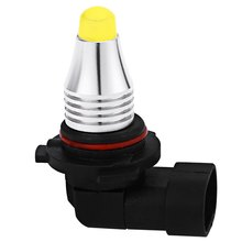 9006 5W High Power Car Styling 3D LED Car Fog Light Auto Driving White Bulbs Lamp Quick Response Without Hot Start Time