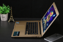 14inch gaming Laptop intel i5 4200U Russian Window 10 actived MS office installed Ultrathin huge battery Business notebook