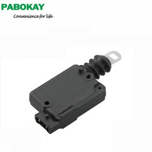 7702127213 7701039565 FRONT LEFT RIGHT DOOR LOCK MOTOR ACTUATOR MECHANISM FOR RENAULT 19 CLIO I II MEGANE SCENIC 2 PINS(China)