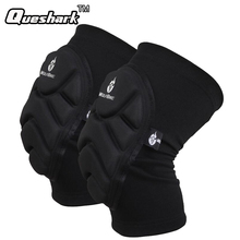 1Pair Men/Women Sports Safety Ski Knee Pads Basketball Skating Snowboard Skiing Knee Support Knee Protection for Children(China)