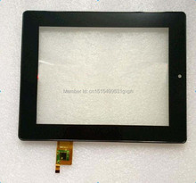 New 8'' Prestigio MultiPad 8.0 Ultra PMP5880D DUO digitizer tablet pc   touch screen panel