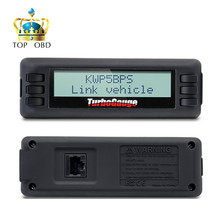 Free Shipping Turbogauge IV 4-in-1 Vehicle Computer OBDII/EOBD car trip computer / Digital Gauges/ scan gauge/ car scan tool