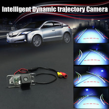 Thehotcakes Car Intelligent Parking Tracks Camera FOR BMW X1 E84 / X3 E83 / Back up Reverse Camera / Rear View Camera / HD CCD