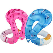 Inflatable Swimming Arm Rings Pool Toys Children water toy Learning Swim Laps Kids Float Circle Baby