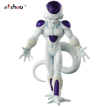 Dragon Ball Z Freeza Freezer Ultimate Form Anime Cartoon Combat Edition 19cm PVC Action Figure Collectible Toys #FB