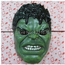 3PCS/LOT Hot Selling Creative Crazy Mr. Q The Hulk Mask For Costume Party Dress Halloween Carnival