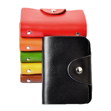 High Quality metal credit card holder Automatic card sets passport holder business aluminum wallet color coin purse sets card