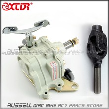 ATV Reverse Gear Box Assy drive by shaft reverse gear transfer case Foot For 125cc - 250cc ATV Quad UTV Buggy(China)