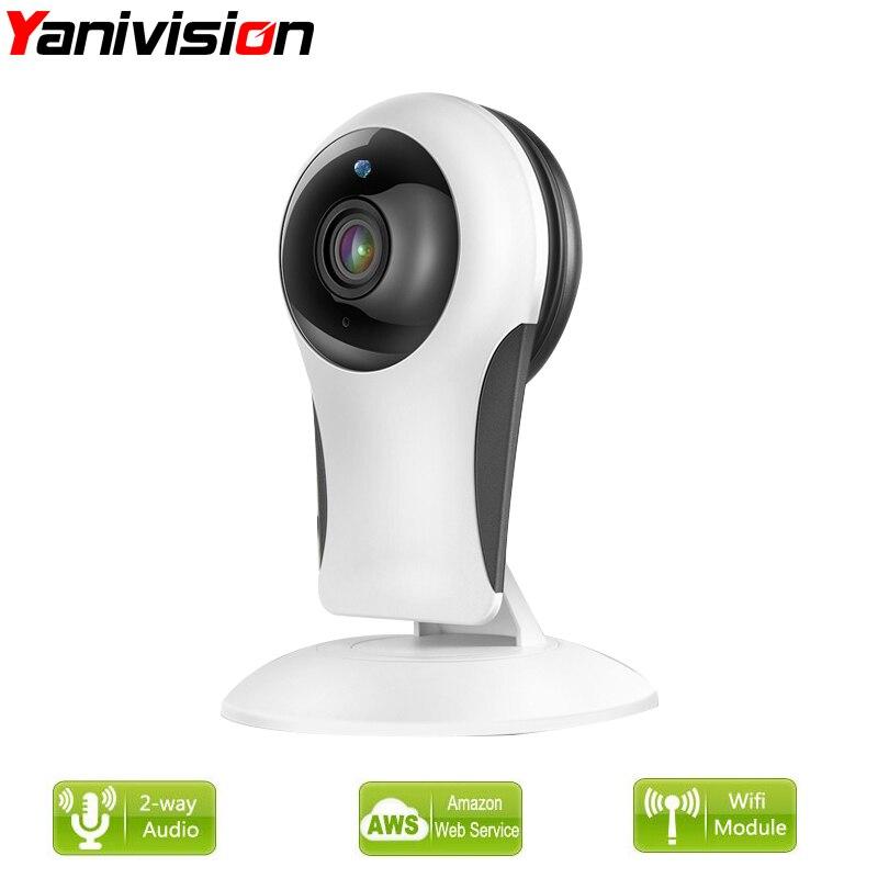 Yanivision Home Security IP Camera Wi-Fi Wireless Mini Network Camera Surveillance Wifi 960P Night Vision CCTV Camera P2P<br>