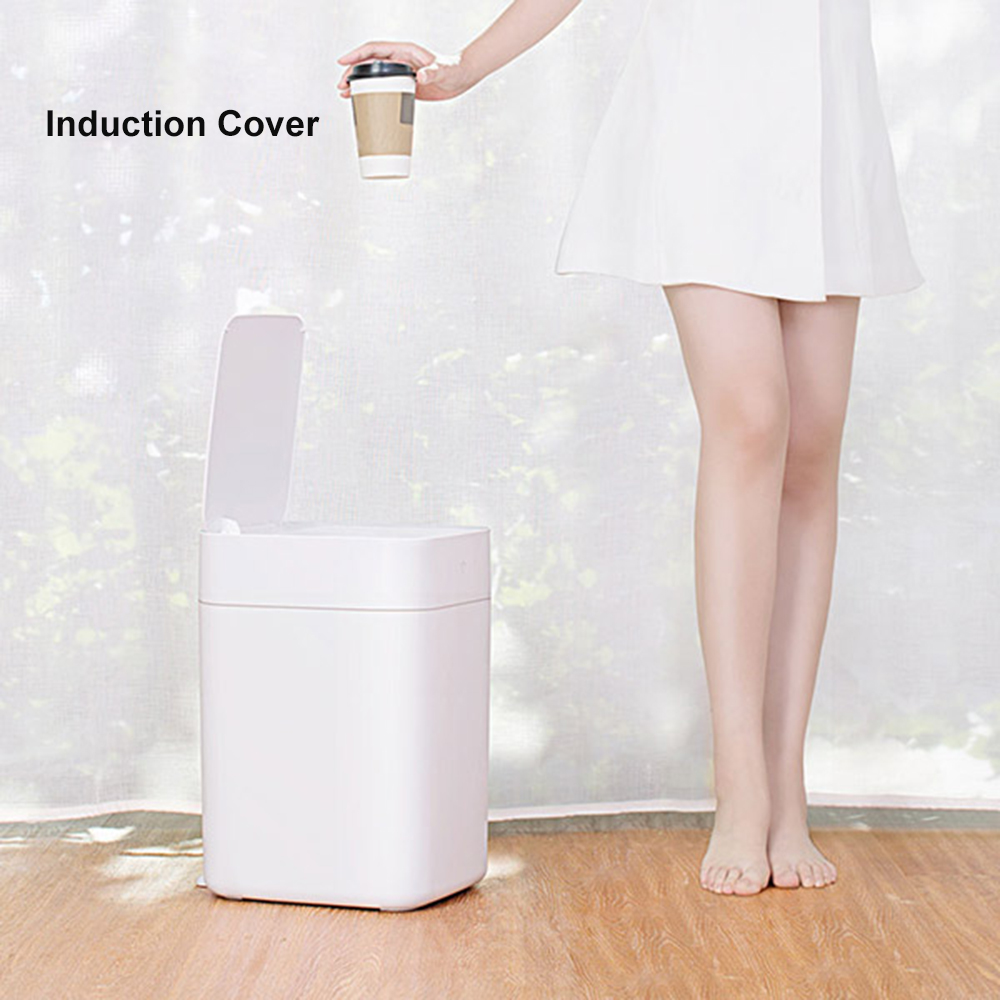 Xiaomi Youpin Intelligent Induction Automatic Motion Sensor Trash Bin