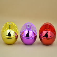 10pcs/lot 30ML Hight Quality Unique Design 30 ML Parfum Bottle Glass Crafts Perfume Atomizers Refill And Spray