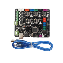 MKS Base V1.5 3D Printer Control Board With USB Mega 2560 R3 Motherboard RepRap Ramps1.4 Compatible(China)