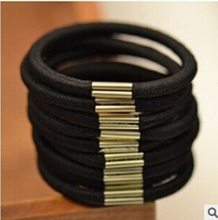 New Women's Long Hair used Rubber Elastic Hair Bands,Girl'sHair Accessories.Free shipping  A274