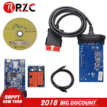 TCS CDP pro Bluetooth 2017 tcs cdp 2015 R3 keygen software TCS CDP pro 2015.1/2014.2 cars trucks diagnostic tool tcs cdp cable(China)