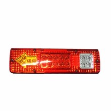 Waterproof Car Led Rear Lights 12V Truck Trailer Caravan Van Rear Tail Stop Reverse Indicator Turn Light Lamp Hot Sale 2016 New(China)