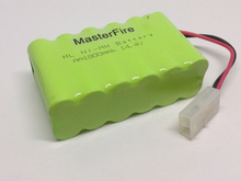 MasterFire 5Pack/lot New 14.4V AA 1800mAh NI-MH Rechargeable Battery NiMH Batteries Pack Free Shipping(China)