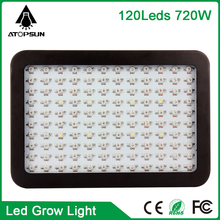 1pcs 720W High Power Led Grow Light Full Spectrum Lamp For Plants Vegs Aquarium Garden Horticulture And Hydroponics Bloom