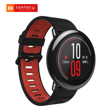 Buy Xiaomi Huami AMAZFIT Smart Watch English Version GPS Running Sports Bluetooth Music Pace Wifi MI Heart Rate Monitor for $106.96 in AliExpress store