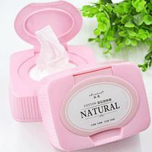 Facial  Makeup Remover Wipers eyes Lips Wipes Cotton Cleansing Towel 120 pcs/box Makeup Remover Wipes A5