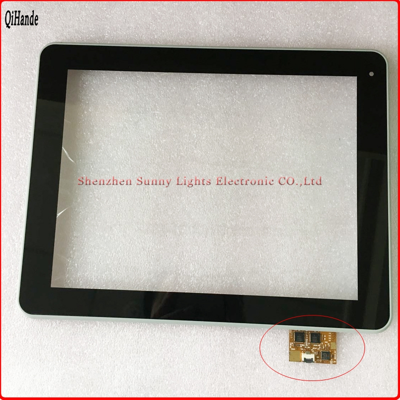 1Pcs/Lot New For 1 inch Digma iDxD10 3G touch screen tablet computer multi touch capacitive panel handwriting screen<br>