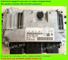 For  Peugeot 307 car engine computer board/ECU/Electronic Control Unit/Car PC/ 0261S08590 9679089580 /driving computer