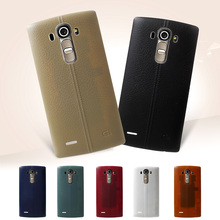 For LG G4 G 4 H815 Battery Housing  Back Cover Smartphone Replacement Case Part Covers Funda