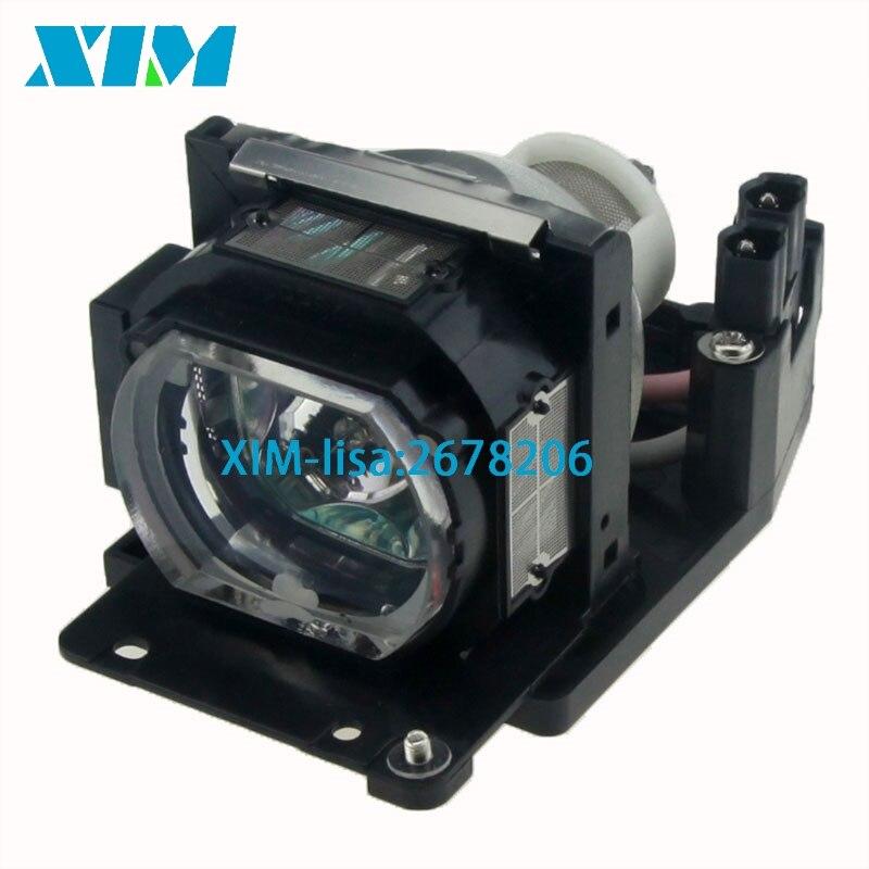 Free shipping VLT-XL4LP Replacement Projector bare Lamp for MITSUBISHI SL4 / SL4SU / SL4U / XL4 / XL4U / XL8U With Housing<br>