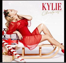 2017 New Arrival Rushed Hard Bag Kylie Minogue Christmas Cd 8340 Free Shipping(China)