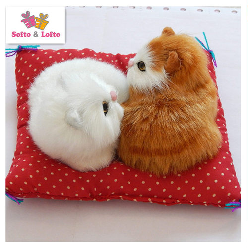 artificial cats couple toy,baby kat kittens pussy cat,doll decorations birthday gift for child girls 4_