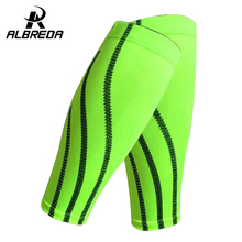 1pc Compression Leg Sleeve Shin Guard Men and Women Leg Warmers Running Football Basketball Badminton Sports Calf Support