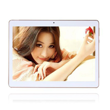 10 Inch Original 3G Phone Call Quad Core 2GB 16GB Tablet pc Android 4.4 2GB RAM 16GB ROM WiFi FM Bluetooth 2G+16G Tablets Pc(China)