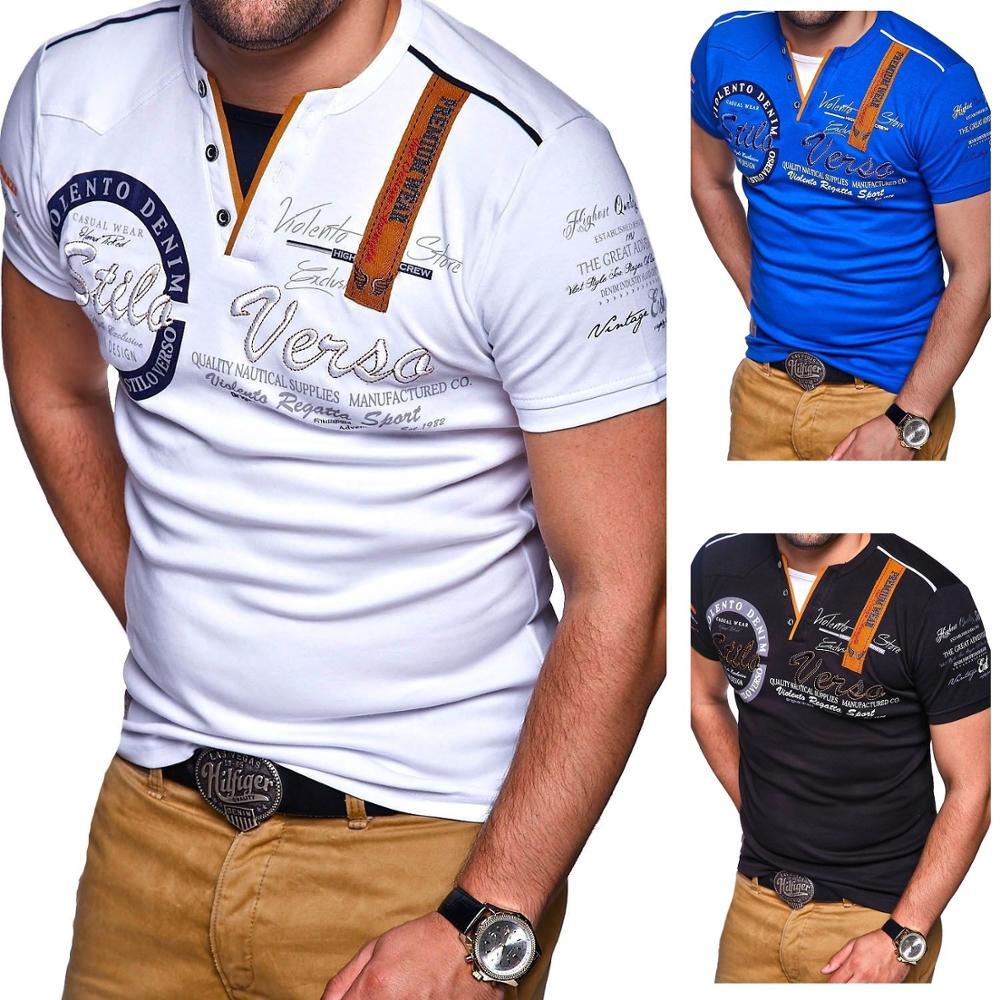 S-2XL NANTE Top Casual Striped Blouse Loose V-Neck T Shirt Women Fashion Summer Shirts