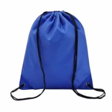 Durable Convenient 41cm x 33cm Swimming bags Drawstring Beach Bag Sport Gym Waterproof Backpack Swim Dance New Style(China)