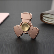 Buy High Creative Tri-Spinner Fidget Toy fidget cube Anti Stress Fidget Spinner Professional Hand Spinner Kid Gift for $22.85 in AliExpress store