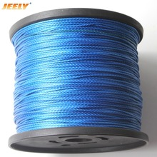 Free Shipping 1322lbs 2.3mm KITE LINE UHMWPE 16 strands 10M Spectra WINCH LINE(China)