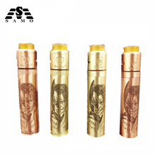 Buy New Sub Two Dark Knight variant mechanical mod 18650 E-cigarette vape pen kit 510 Thread Atomizer Mod 25mm Diameter vape for $23.00 in AliExpress store