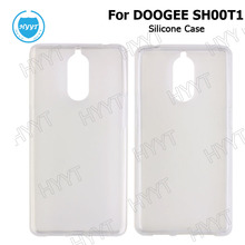 Doogee Shoot 1 Soft TPU Silicone Case Original Transparent Protective Back Cover Anti-knock Shell For Doogee Shoot 1 Cellphone