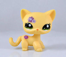 Pet CAT SHORT HAIR Animal child girl boy figure loose cute LP814(China)