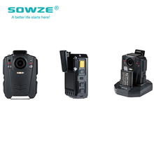 Body Worn Camera Built In 4G Transmission WIFI GPS Supported Manufacturer of 1080P Cop Worn Camera Video Recorder
