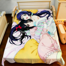 Free Shipping Anime Manga LOVE LIVE! School idol project Bed Sheet 150*200cm Bedsheet 004