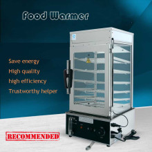 220V Food warmer Food Heating And Preserving Equipment Hot-food-holding Cabinets Insulation container(China)