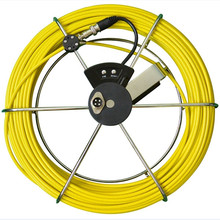 Vicam 30m  Dia.5.2mm cable reel with meter counter for sewer drain pipe inspection camera