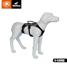 My Pet Dog Harness Qulity Leash Suit for Large Dogs Pet Adjustable Training Vest With Control Handle Strap For dogs Labrador(China)