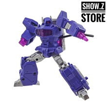 [Show.Z Store] Iron Factory EX21 Bridge Watcher ShockWave Shock Wave Action Figure Transformation(China)